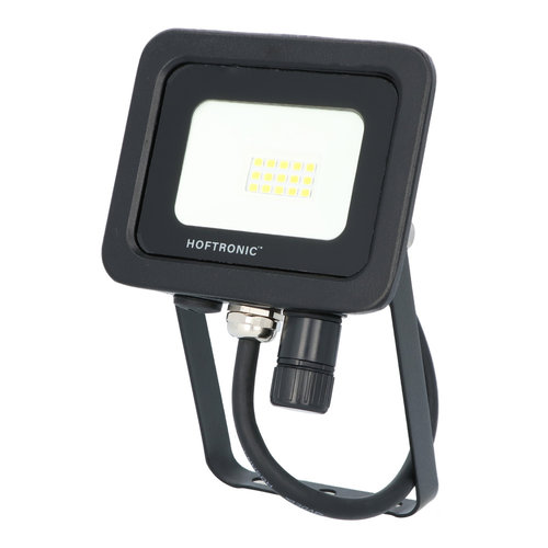 HOFTRONIC™ LED Breedstraler 10 Watt 6400K Osram IP65 vervangt 90 Watt 5 jaar garantie V2