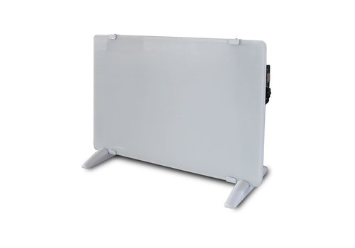 V-TAC Glass Panel Heater - Electric heater - Panel Heater - Portable Heater - White