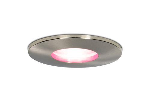 Homeylux Smart WiFi RGBWW LED inbouwspot Vegas GU10 5,5 Watt IP44