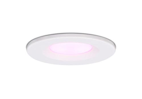 Homeylux Smart WiFi LED downlight RGBWW Venezia 6 Watt IP65 White