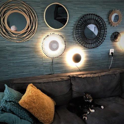 Onze november winnaar is erg creatief met LED: Saskia