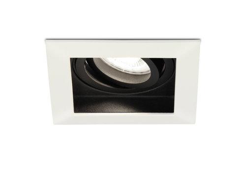 HOFTRONIC™ Dimmable LED downlight Durham 5 Watt 6000K daylight white tiltable  IP20