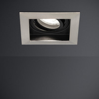 Dimbare LED inbouwspot Modesto 5 Watt 6000K daglicht wit Kantelbaar IP20
