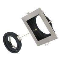 Dimbare LED inbouwspot Modesto 5 Watt 2700K warm wit Kantelbaar