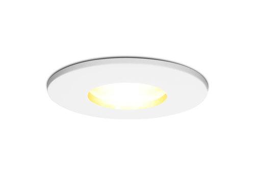 HOFTRONIC™ Dimbare LED inbouwspot Barcelona GU10 4.2 Watt 2700K IP44