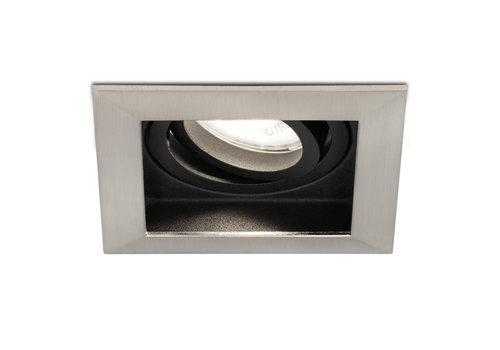 HOFTRONIC™ Dimmable LED downlight Modesto 5 Watt 6000K daylight white tiltable IP20