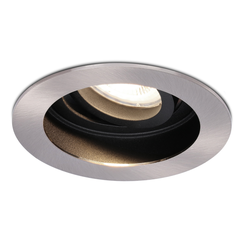 Dimbare LED inbouwspot Mesa 5 Watt 4000K neutraal wit Kantelbaar IP20