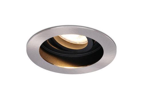 HOFTRONIC™ Dimbare LED inbouwspot Mesa 4.2 Watt 2700K warm wit Kantelbaar