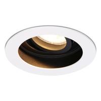 Dimbare LED inbouwspot Laredo 4.2 Watt 2700K warm wit Kantelbaar