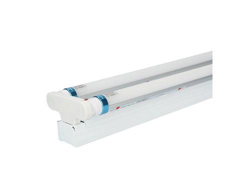 HOFTRONIC™ IP20 LED Fixture 60 cm incl. 2x9W 2520lm 6000K 140lm/W LED Tube