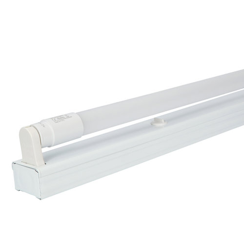 HOFTRONIC™ IP20 LED Fixture 60 cm incl. 1x9W 990lm  4000K 110lm/w LED Tube