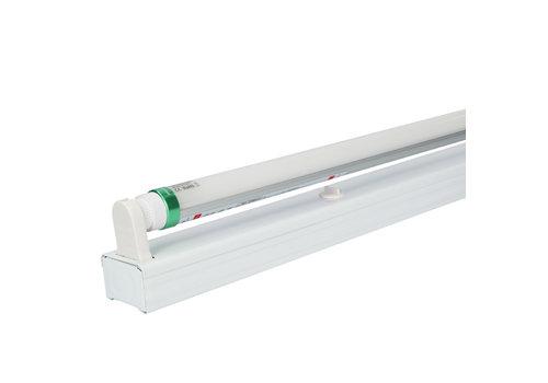 HOFTRONIC™ IP20 LED Fixture 60 cm incl. 1x9W 1440lm 6000K 160lm/W LED Tube
