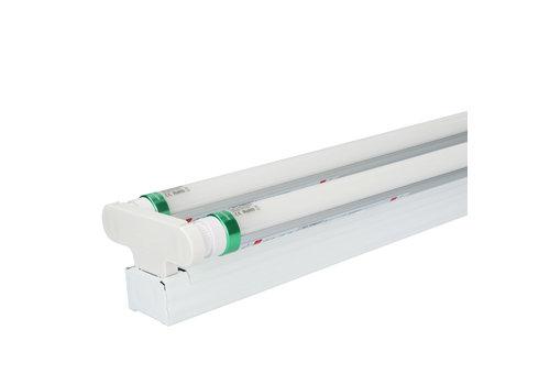 HOFTRONIC™ 10x LED TL armatuur IP20 150 cm 6000K 30W 9600lm 160lm/W Flikkervrij