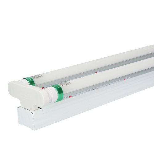HOFTRONIC™ 10x LED fixture  IP20  150 cm  6000K 30W 9600lm 160lm/W  Flicker-free