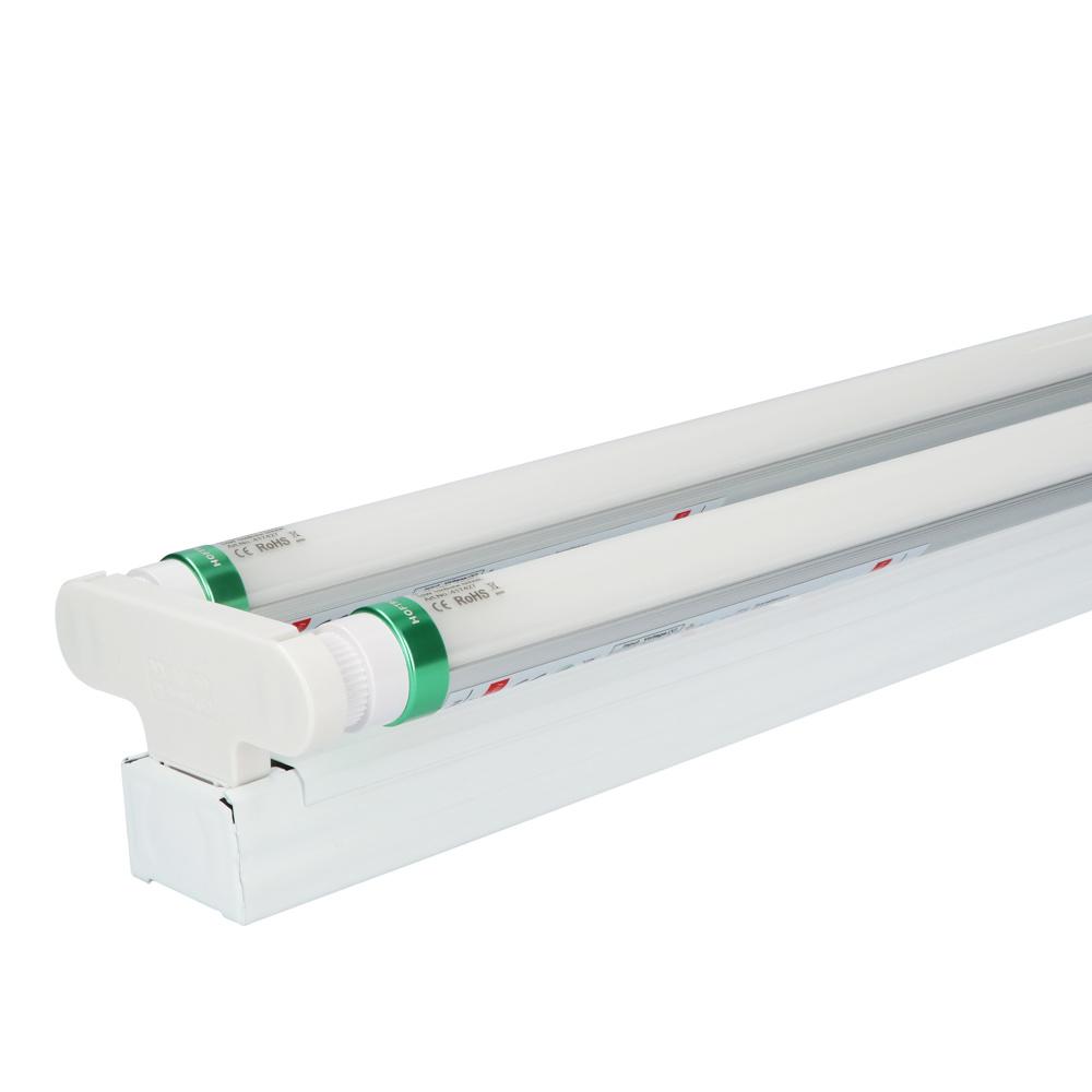25x LED TL armatuur IP20 150 cm 3000K 30W 9600lm 160lm/W Flikkervrij