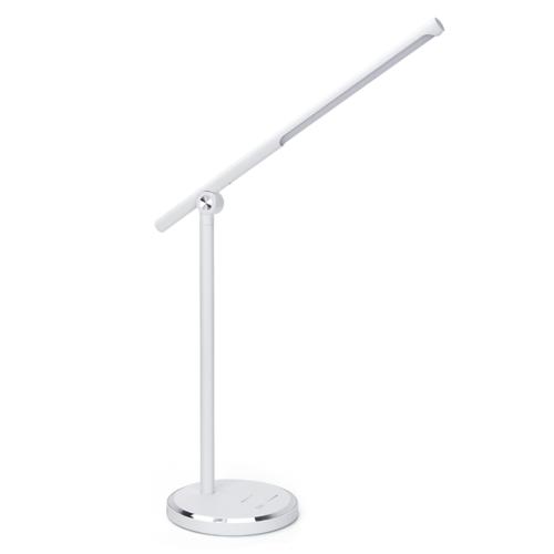 Aigostar LED Bureaulamp Vince 8 Watt - Dimbaar - Lichtkleur instelbaar - USB oplaadbaar