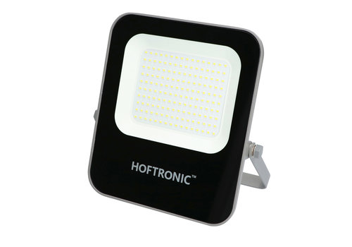 HOFTRONIC™ LED Floodlight 100 Watt 6400K IP65 Powered by Hoftronic 5 years warranty