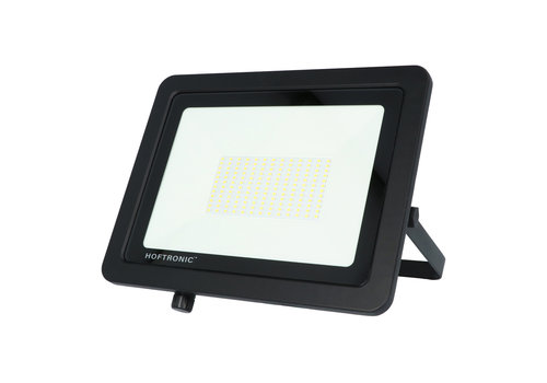 HOFTRONIC™ LED Breedstraler 100 Watt 4000K Osram IP65 vervangt 1000 Watt 5 jaar garantie V2