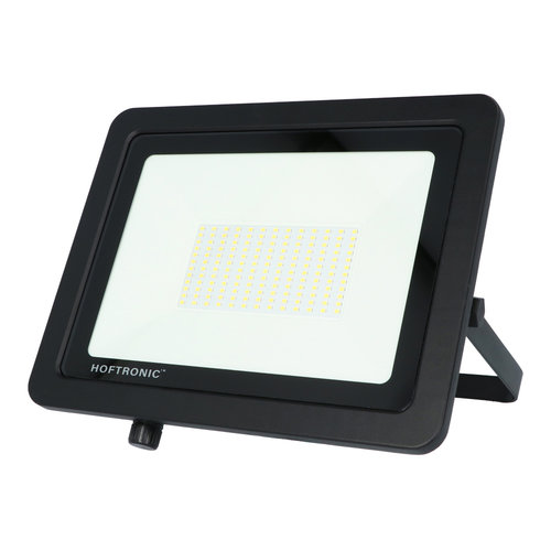 HOFTRONIC™ LED Breedstraler 100 Watt 4000K Osram IP65 vervangt 1000 Watt 5 jaar garantie