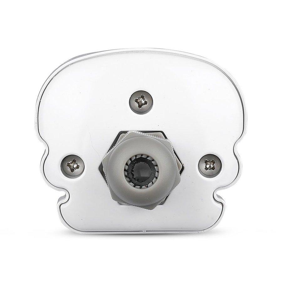 8-Pack IP65 LED armatuur 120 cm 36W 2880lm 6400K koppelbaar