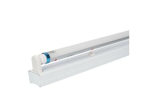 HOFTRONIC™ IP20 LED TL armatuur 60 cm enkelvoudig incl. 1x9W 1260lm 4000K 140lm/W LED buis