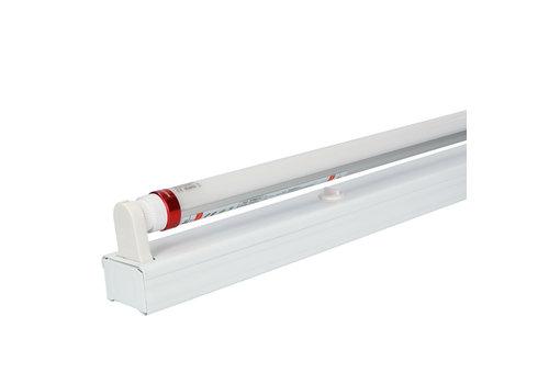 HOFTRONIC™ LED Fixture 120 cm 18 Watt 3150lm 4000K 175lm/W IP20 Flicker-free incl. starter