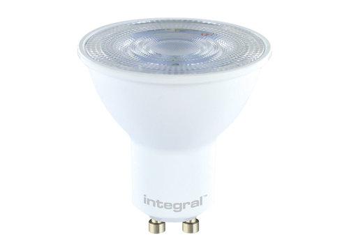Integral GU10 LED spot 4.2 Watt Dimbaar 4000K neutraal wit (vervangt 50W)