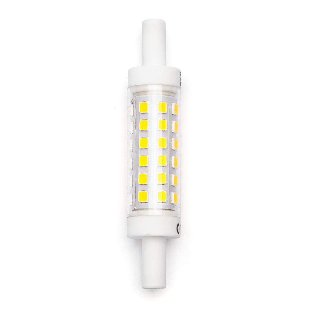 R7S LED Lamp 5 Watt 78 mm 3000K