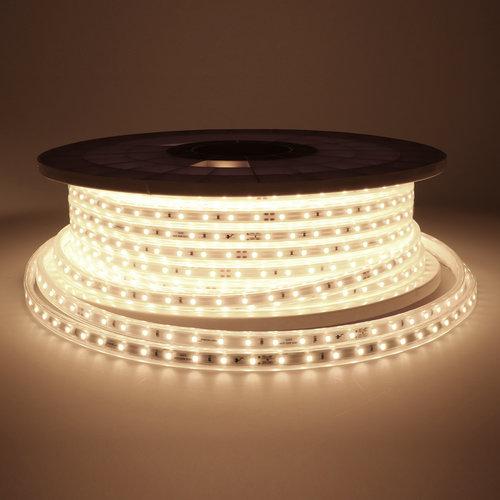 HOFTRONIC™ Dimmable LED Light Hose 50m 4000K 60 LEDs/m IP65 Plug & Play - Flex60 Series