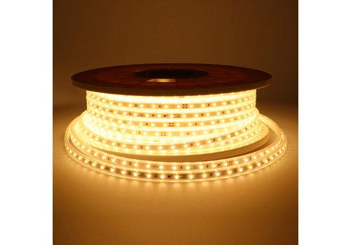 HOFTRONIC™ Dimmable LED Light Hose 50m 3000K 60 LEDs/m IP65 Plug & Play - Flex60 Series