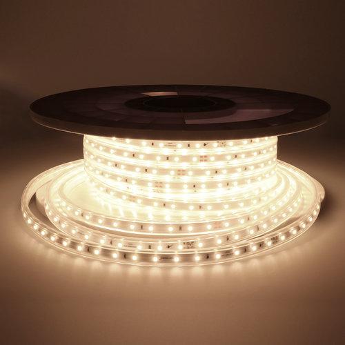 HOFTRONIC™ Dimmable LED Light Hose 25m 4000K 60 LEDs/m IP65 Plug & Play - Flex60 Series