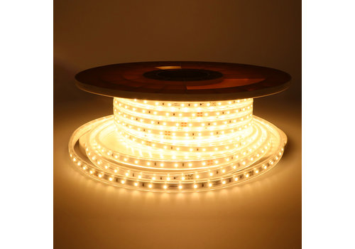 HOFTRONIC™ Dimbare LED Strip 25m 3000K 60 LEDs/m IP65 Plug & Play - Flex60 Series