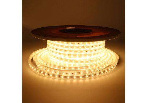 HOFTRONIC™ Dimmable LED Light Hose 25m 3000K 60 LEDs/m IP65 Plug & Play - Flex60 Series
