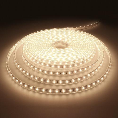 HOFTRONIC™ Dimmable LED Light Hose 10m 4000K 60 LEDs/m IP65 Plug & Play - Flex60 Series
