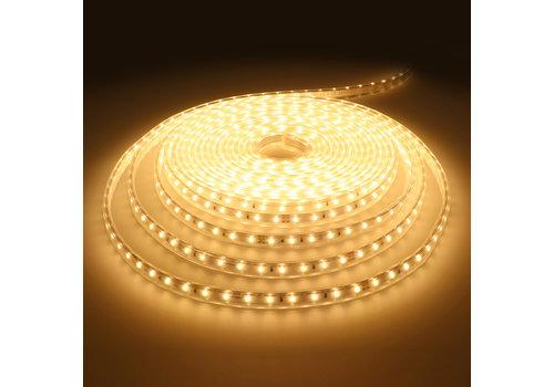 HOFTRONIC™ Dimmable LED Light Hose 10m 3000K 60 LEDs/m IP65 Plug & Play - Flex60 Series