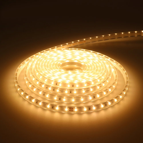 HOFTRONIC™ Dimmable LED Light Hose 5m 3000K 60 LEDs/m IP65 Plug & Play - Flex60 Series