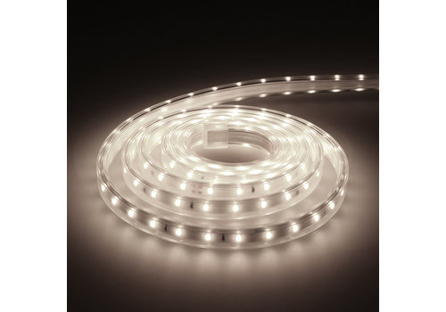 HOFTRONIC™ Dimmable LED Light Hose 2m 6000K 60 LEDs/m IP65 Plug & Play - Flex60 Series