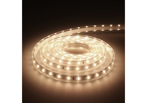 HOFTRONIC™ Dimmable LED Light Hose 2m 4000K 60 LEDs/m IP65 Plug & Play - Flex60 Series