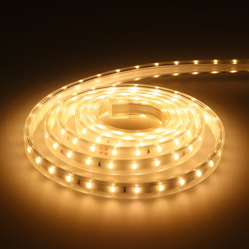 HOFTRONIC™ Dimmable LED Light Hose 2m 3000K 60 LEDs/m IP65 Plug & Play - Flex60 Series