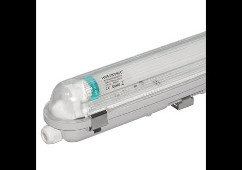 HOFTRONIC™ LED T8 TL Waterproof fixture IP65 60 cm 6000K 9W 1260lm 140lm/W