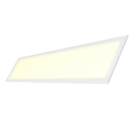 HOFTRONIC™ Dimbaar LED Paneel 30x120 cm 36 Watt 4500lm (125lm/W) High Lumen 3000K Flikkervrij 5 jaar garantie EIA Subsidie geschikt