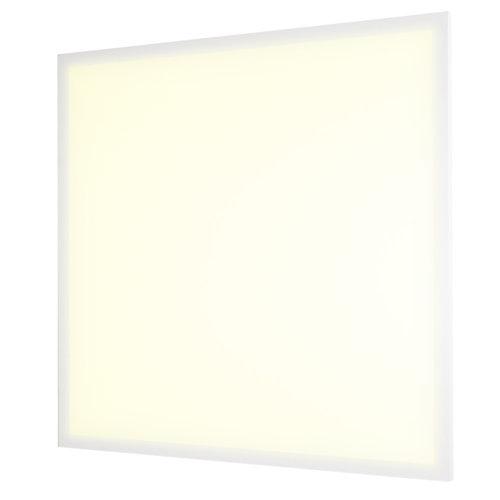 HOFTRONIC™ Dimmable LED Panel 60x60 cm 36 Watt 4500lm (125lm/W) High Lumen 3000K Flicker-free 5 year warranty