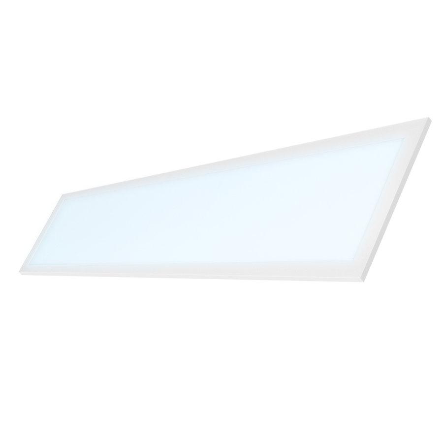 LED-Panel 120x30 cm 36 Watt 4500lm (125lm/W) Hohe Lumen 6000K Flimmerfrei 5 Jahre Garantie