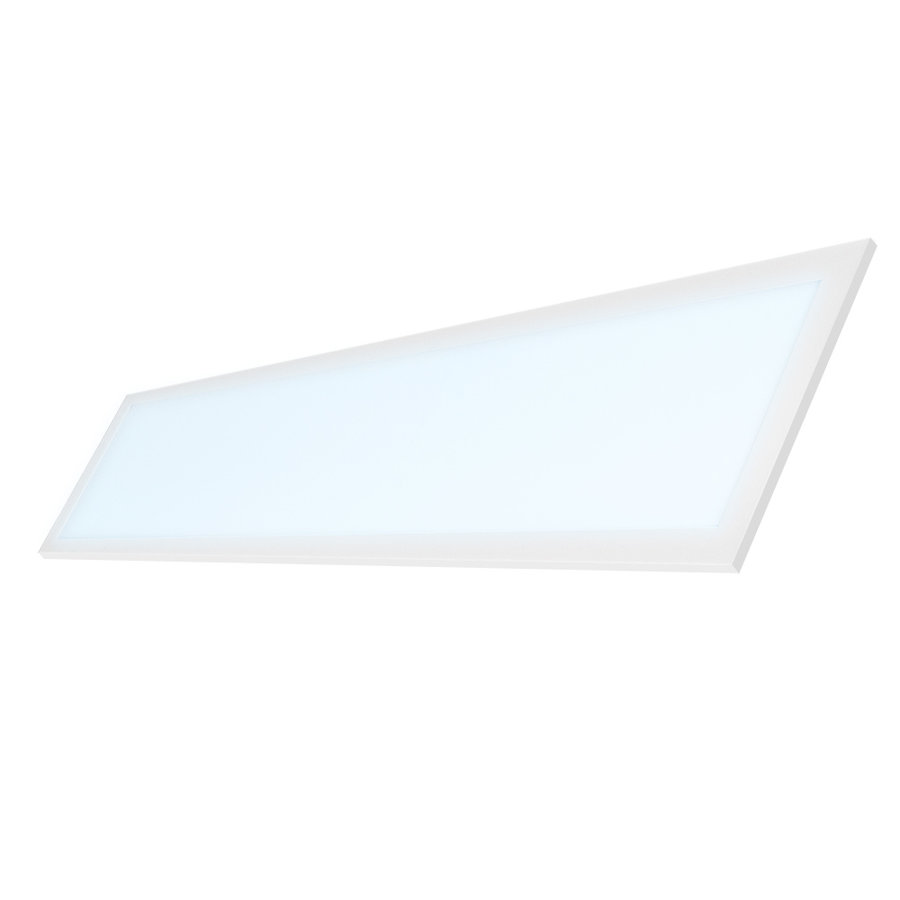 LED Panel 30x120 cm 36 Watt 4500lm (125lm/W) High Lumen 6000K Flicker-free 5 year warranty