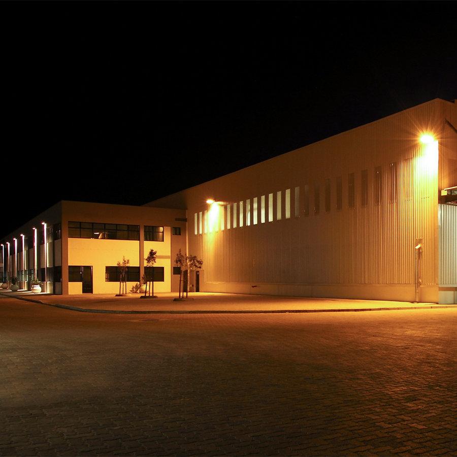 LED Breedstraler 50 Watt 4000K Osram IP65 vervangt 450 Watt 5 jaar garantie V2