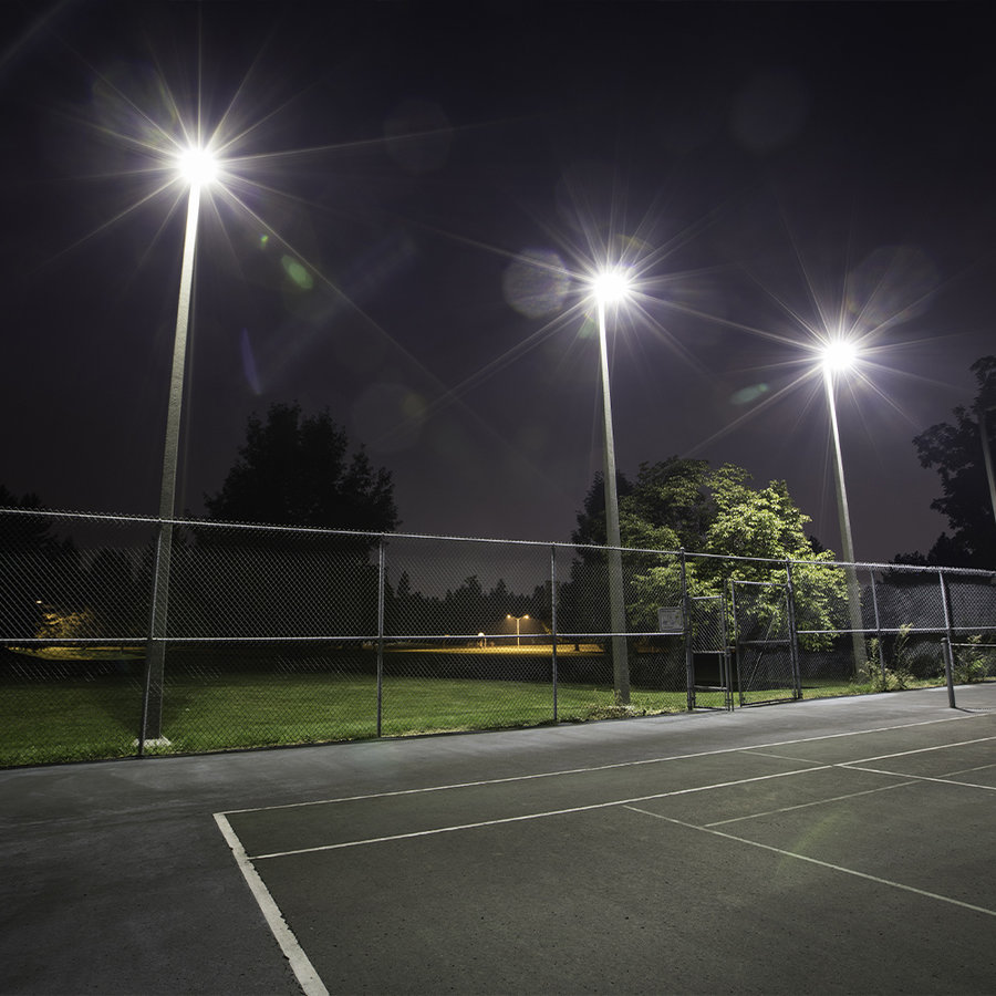 LED Breedstraler 300 Watt 6400K Osram IP65 vervangt 2500 Watt 5 jaar garantie V2
