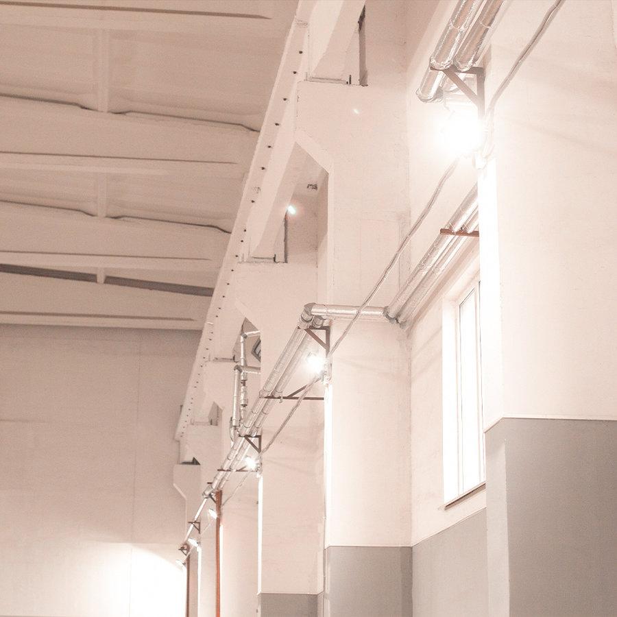 LED Breedstraler 50 Watt 4000K Osram IP65 vervangt 450 Watt 5 jaar garantie