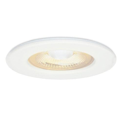 HOFTRONIC™ Nola LED inbouwspot wit IP65 5W 2700K warm wit dimbaar 5 jaar garantie