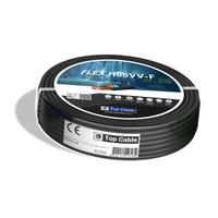 HOFTRONIC™ Complete set 12x3W niet dimbare LED in/opbouwspots Navarra IP44