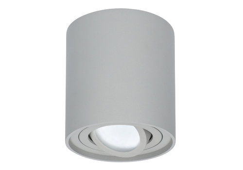 HOFTRONIC™ Dimmable LED ceiling spot Grey Ray 6000K IP20 tiltable